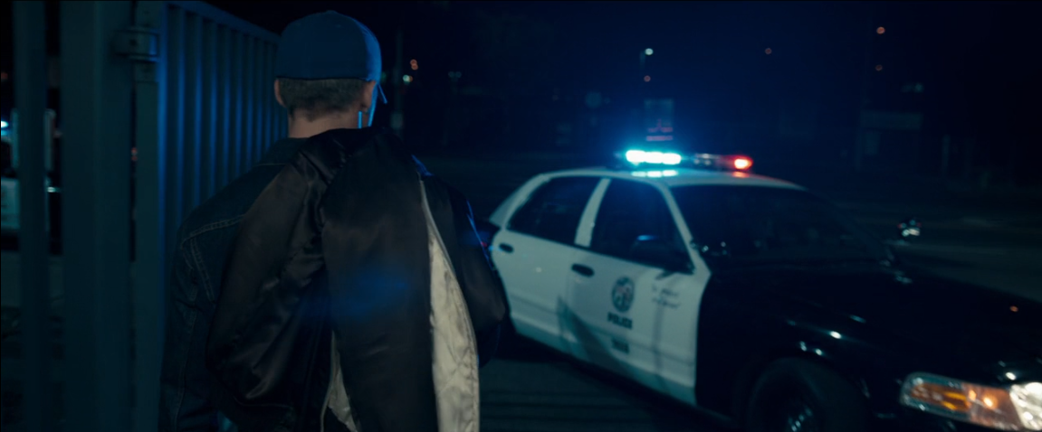 drive parking garage police