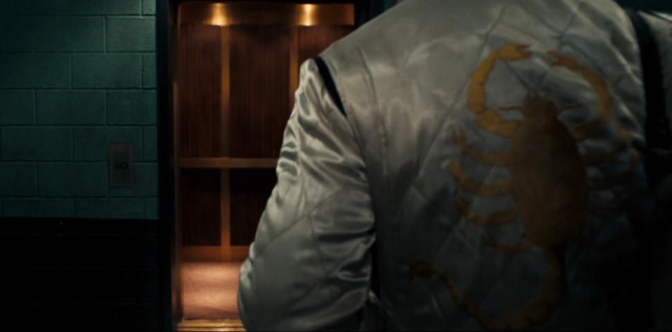 driver scorpion jacket