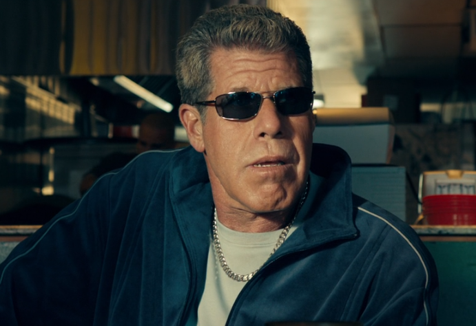 ron perlman in drive