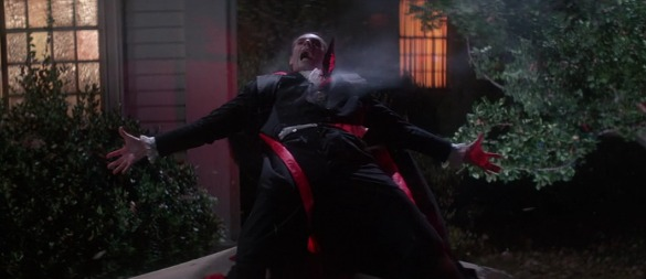 dracula dying in the monster squad