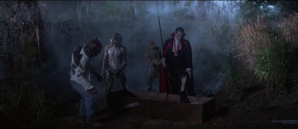 monster squad group scary